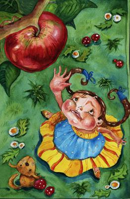 Dream about the Summer Apples